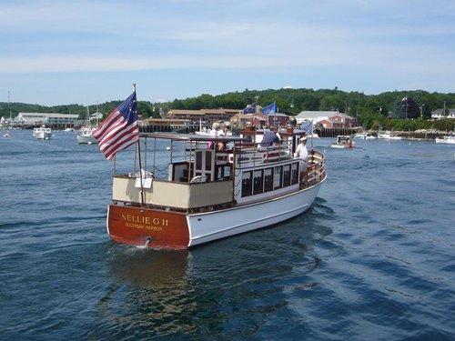 Antique Boat Parade